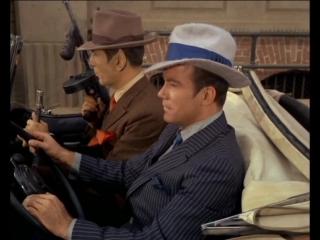 Гангстеры Спок и Кирк на машине (Стар трек/ TOS Star Trek/ Звёздный путь) 2х17