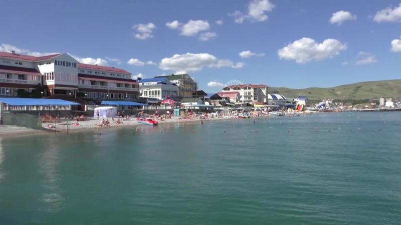 Коктебель самый известный нудистский пляж в Крыму
