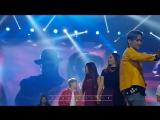 FANCAM 02.03.17 2017 ONE K GLOBAL PEACE CONCERT в Маниле - B.A.P - B1A4 - AOA - SHINee - Ending