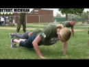 Kate Upton Works Out With Marines - The Corps Report Ep.109