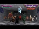 Прохождение [Spooky House of Jump Scares] Часть1