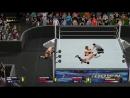 WWE2K17 Daniel Bryan vs Randy Orton vs Kevin Owens vs Cesaro