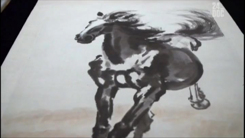 Искусство Китая Art of China 3 серия Столкновение Востока и Запада 2014 Документальный фильм