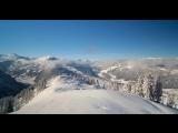 Ski in Powderland by Lyla Sugus