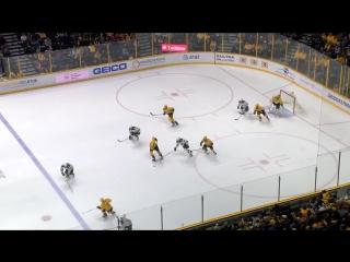 НХЛ 2016/2017 Регулярный чемпионат. Нэшвилл Предаторз - Миннесота Уайлд 2:3ОТ. Обзор матча.