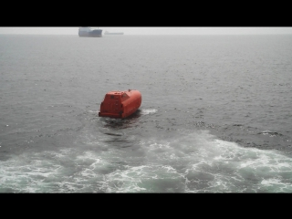 free fall lifeboat 24.07.2016. Amsterdam