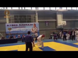 «Открытый Кубок Кавказа» по каратэ киокушинкай