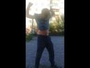 урок танцев не помню уже какой по счету