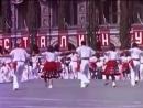 Dansul popular moldovenesc Moldoveneasca