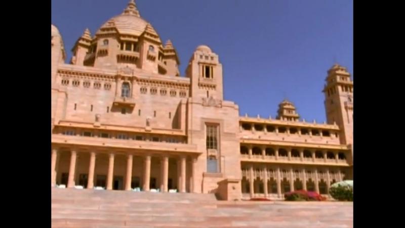 Дворцы Джайпура (построены с требованиями науки Васту-Шастра)