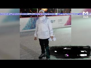 Москвичка заработала 200 тысяч, упав на мокром полу в Ашане