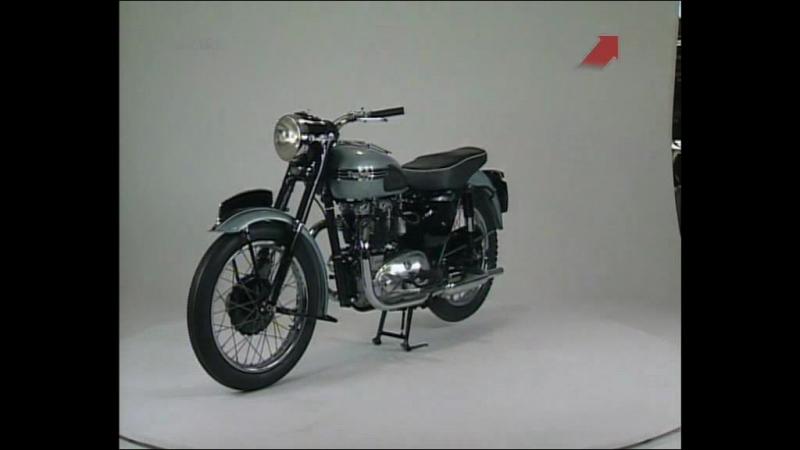 Английские мотоциклы от А до Я - 10
