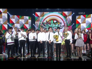 [OTHER] 170324 GOT7 - NO.1 @ KBS «Music Bank».