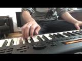 Simon Stålenhag - Prometheus Theme (Blade Runner style)