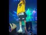June 25: Video of Justin performing 'Let Me Love You' at the Wireless Festival in Frankfurt, Germany.
