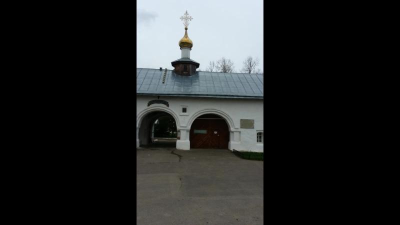☆Снетогорский женский монастырь в г.Пскове(08.05.2014г.)☆