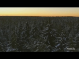 Вячеслав Мазай снял очень красивое видео с зимними пейзажами Беларуси