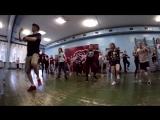 Тигран Давидян   ЯросДанс Camp 2017   Master Class 2