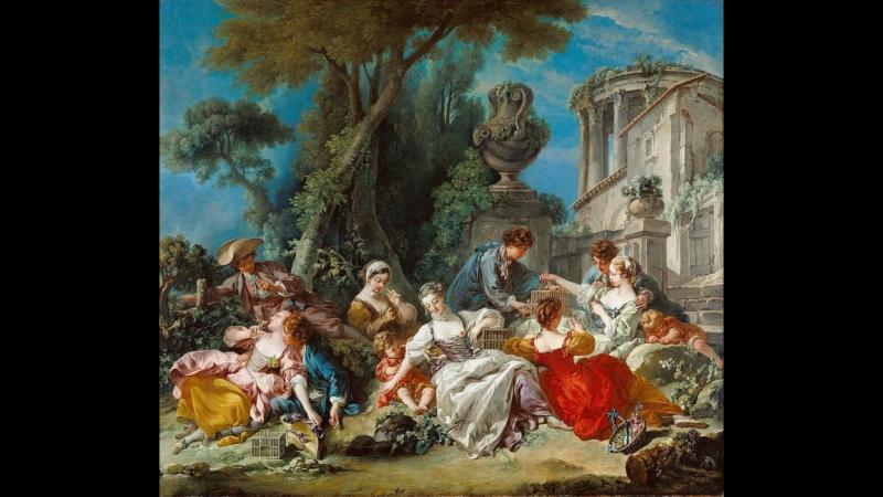 Jean-Philippe Rameau (1683 - 1764) - Règne, Amour - Pygmalion (1748)