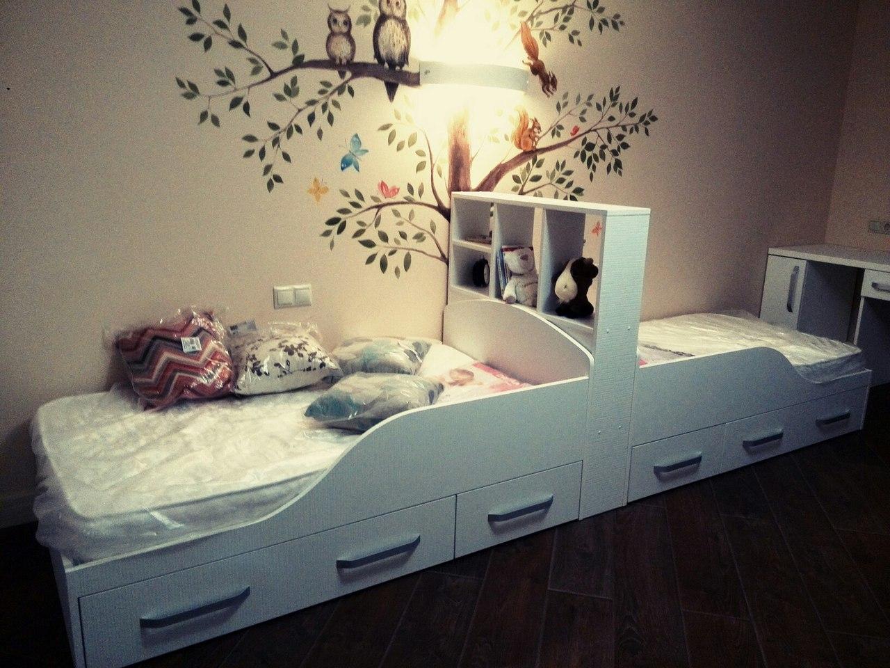 Кровати от Андрея Сергунова из Витебска