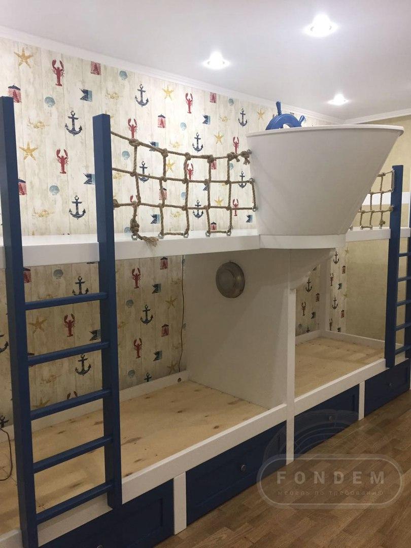 Кровать от Ярослава Ялунина из Екатеринбурга
