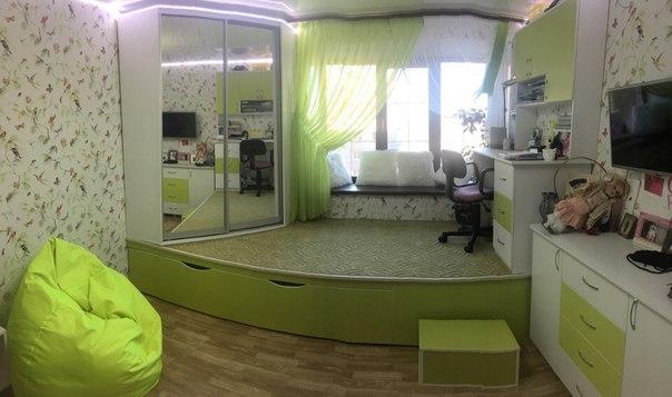 Подиум с кроватью от Рустама Гиззатуллина из Башкортостана