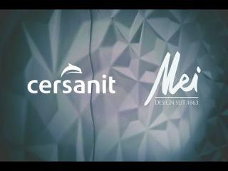 CERSANIT & MEI Новинки Batimat 2017
