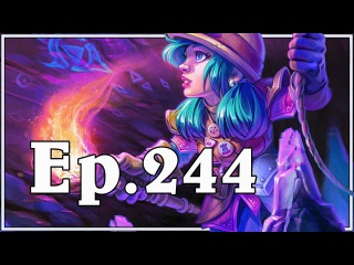 Funny And Lucky Moments - Hearthstone - Ep. 244