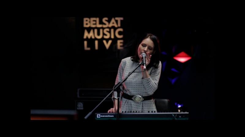 Belsat Music Live: Паліна Рэспубліка ў новым фармаце – без гітары і бэнду