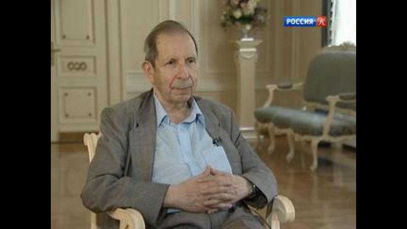 Сергей Михайлович Слонимский. Диалоги вне времени (2012)