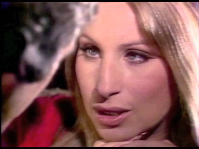 Barbra Streisand Burt Bacharach They Long to Be Close to You Be Aware