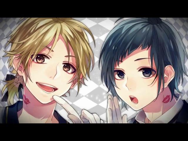 Romeo/LIP×LIP(CV:Uchiyama Kouki・Shimazaki Nobunaga) (rus sub)