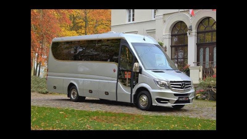 Mercedes-Benz Sprinter CUBY High Deck