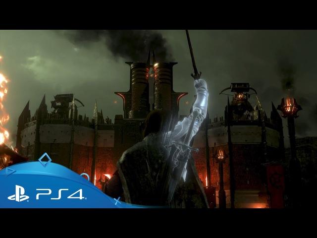 Средиземье: Тени войны — Открытый мир / Middle-earth: Shadow of War | Dominate the Open World Trailer