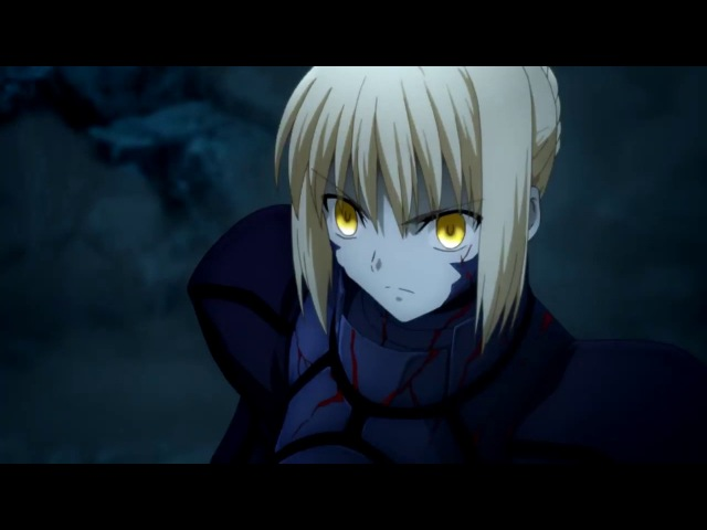 Fate/Stay Night ~Heavens Feel~ Réalta Nua (Судьба/Ночь схватки: Прикосновение небес) PSvita OP