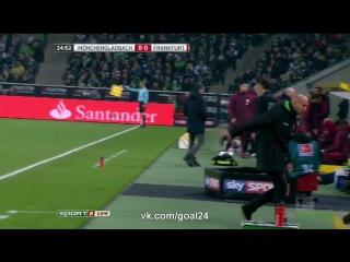 Боруссия М 0:0 Айнтрахт | Немецкая Бундеслига 2016/17 | 9-й туp | Обзор матча