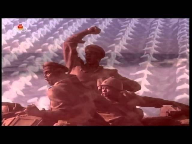 Moranbong Band: Поддержим оружием нашего Верховного Главнокомандующего!