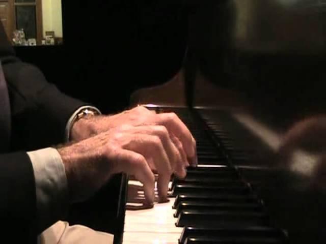 Edward Rosser plays Grieg: Waltz / Vals, from Lyric Pieces, op. 12 no. 2