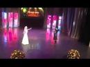 Грузинский танец дикалу Музакаев Амина Ахмадова