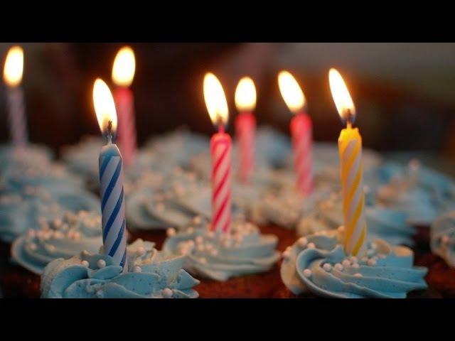 Happy Birthday Song ! DJ BoBo HAPPY BIRTHDAY