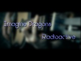 Imagine Dragons - Radioactive (acoustic cover by The Northern Heart duo)