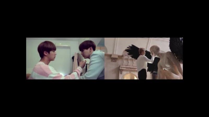 BTS FESTA | HOME PARTY 2017 - Blood, Sweat Tears (피 땀 눈물) Parody