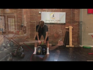 Kettlebell Training for Track and Field Athletes