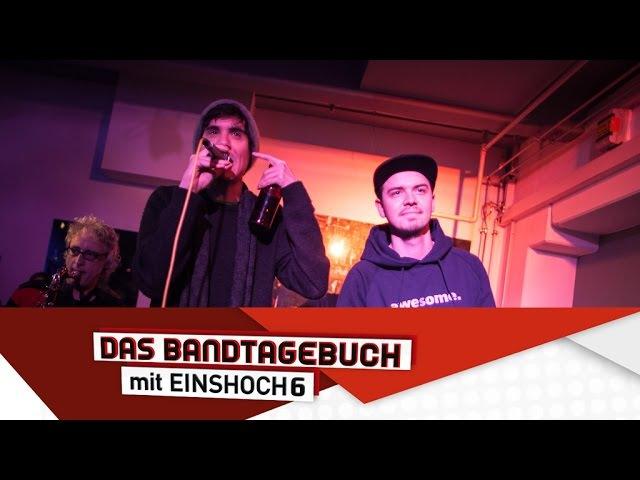Deutsch lernen mit Musik (B1B2) | Das Bandtagebuch mit EINSHOCH6 | Die EINSHOCH6-Party