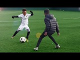 7 Year Old Kid Shows Ronaldo Skills Tutorial