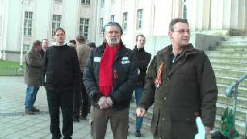 OWi Schauprozeß geplatzt wegen Rechtsbankrott am Amtsgericht Schwerin !
