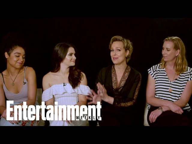 The Bold Type Stars And Producer Preview Empowering New Freeform Show | Entertainment Weekly