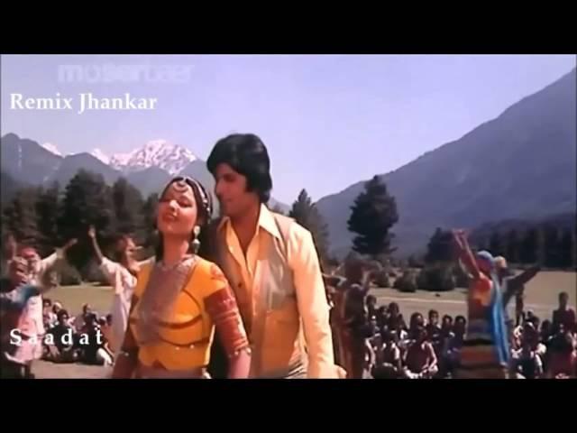Pardesiya Yeh Sach Hai Jhankar, Mr. Natwarlal (1979), Jhankar song Frm SAADAT