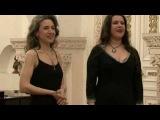 Jacques Offenbach - Barcarolle - Irina Iordachescu &amp Cristina Iordachescu Iordache
