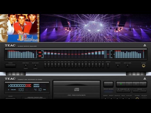Joy Discofox Party Maxi Hit Mix DJSerj Disco 80